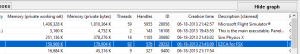 With FreeTrack running, EZCA eated nearly 150MB of memory. At this value, memory consumption stopped and EZCA crashed.