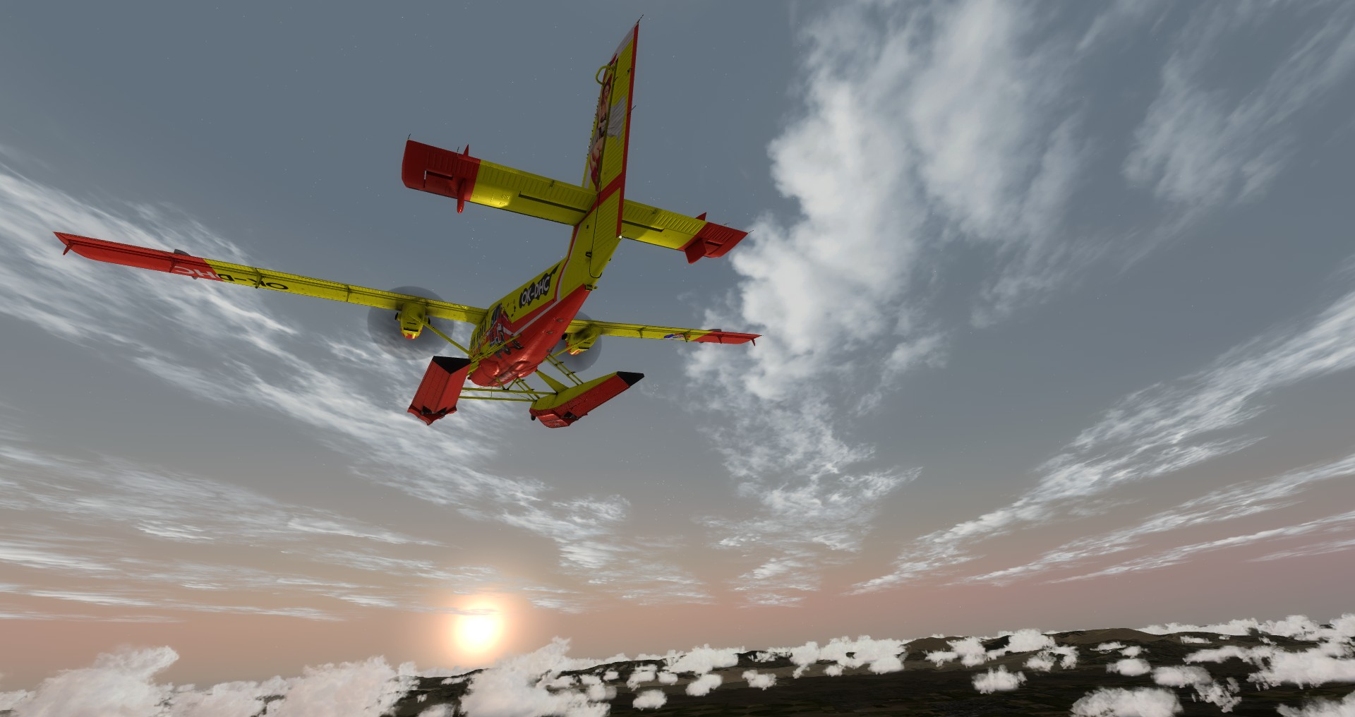 VFD Čelákovice DHC-6 Twin Otter