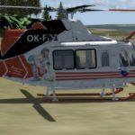SDH Čelákovice repaint pro Bell 412, OK-FD1, obrázek 4/15