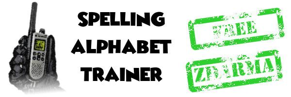 Spelling Alphabet Trainer